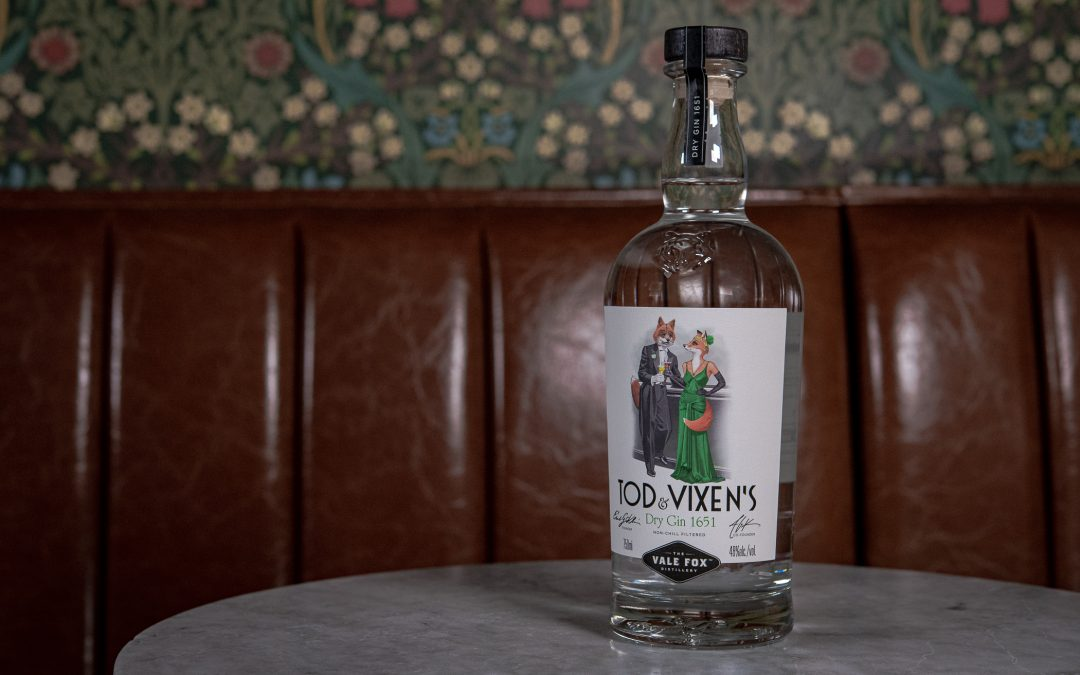 Forbes – A New Gin Designed By Bartenders For Bartenders
