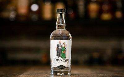 NeatPour – Tasting Vale Fox's Tod & Vixen, The Gin From Regan, Robitschek, & Morgenthaler