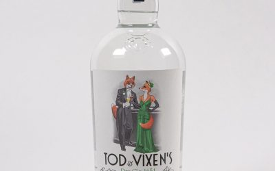 Beverage Dynamics – Tod & Vixen's Dry Gin 1651