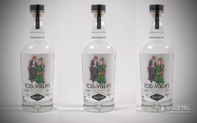 DrinkMe – Newly Arrived Tod & Vixen's Dry Gin 1651
