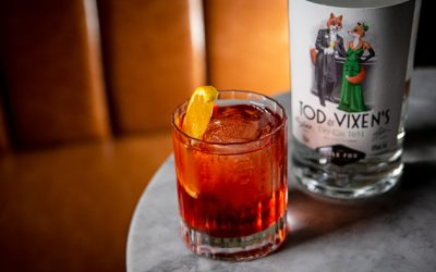Gin Cocktail Recipes – Negroni 1651