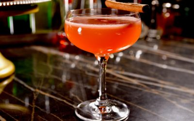 Forbes – Cocktail Recipes That Transport You Around The World