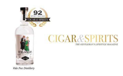 Cigar & Spirits – Summer Spirits Buyer's Guide